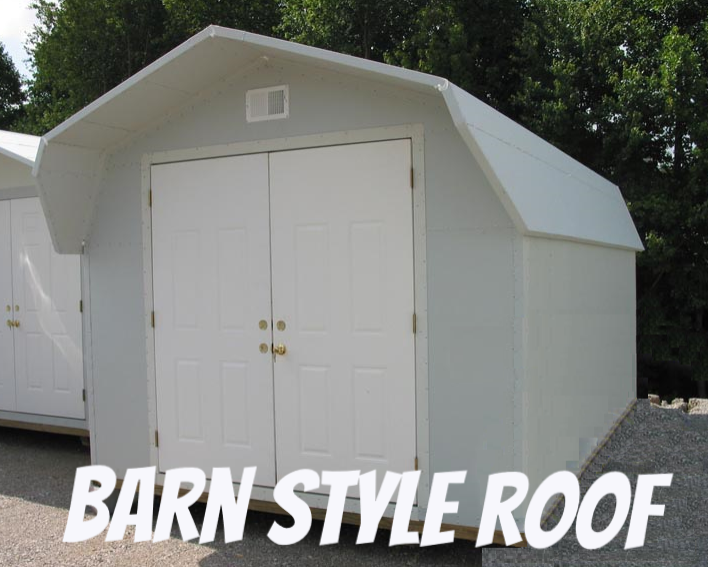 Wildcat Barns Corbin, KY Amish Log Cabins - Insulated Metal